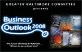 Business Outlook Conference invitation - cover