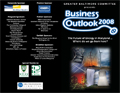 Business Outlook Conference program - cover
